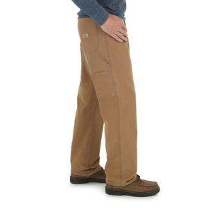 Wrangler Men Straight Leg Carpenter Jean 36X32 NWT
